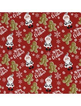 Sweat Nikolaus Weihnachtsmann Weihnachten auf schwarz (Toronto...