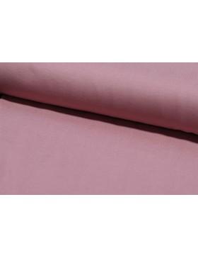 Romanit Jersey altrosa rose rosa uni einfarbig Punta di Roma