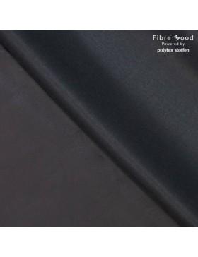 Kunstleder schwarz Stretch Lederimitat Fibre Mood Lederjersey