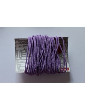 Gummikordel 3mm Gummiband lila violett