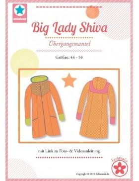 Schnittmuster Big Lady Shiva Mialuna
