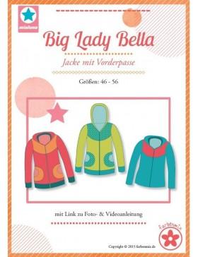 Schnittmuster Big Lady Bella Mialuna