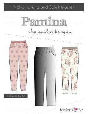 Schnittmuster Pamina Hose...