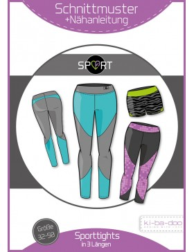 Schnittmuster Sport Tight...