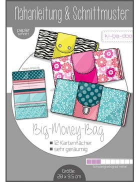 Schnittmuster Big Money Bag...