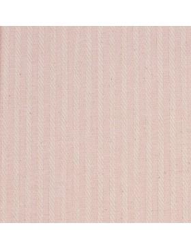 Deko Stoff Canvas Justus Streifen gestreift rosa rose weiß