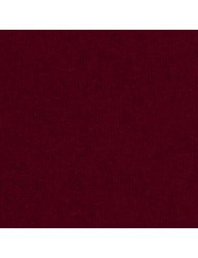 Strick Strickstoff Bene bordeaux rot weinrot