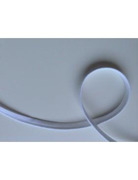 1m Paspelband weiß 10 mm breit
