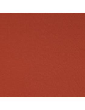 Romanit Jersey rost braun orange uni einfarbig Punta di Roma