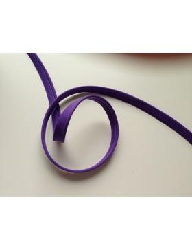 1m Paspelband lila / violett 10 mm breit