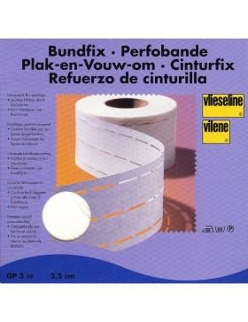 1m Bundfix 25 mm Vlieseline Freudenberg Gurtband etc.